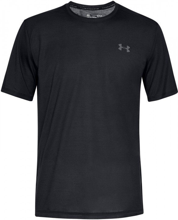 under armour ua siro short sleeve black