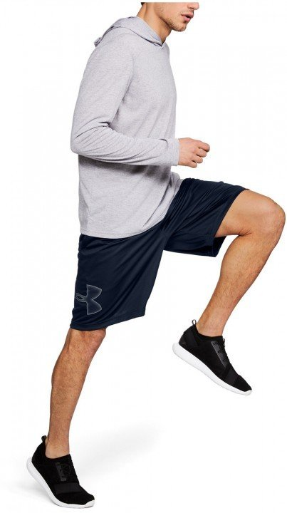 under armour tech graphic short navy