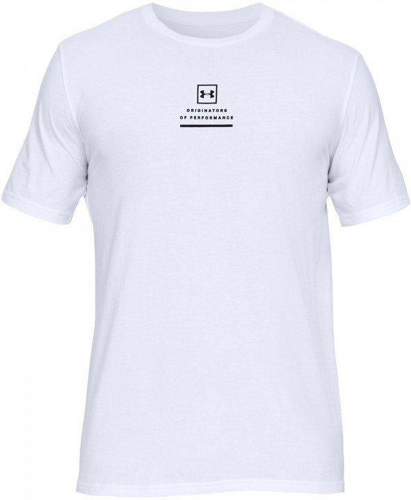 under armour originators photoreal short sleeve split white