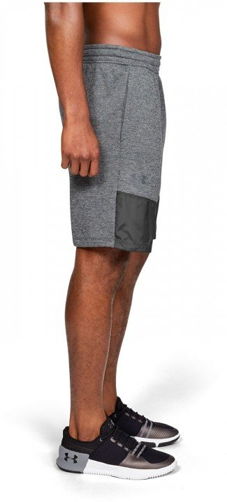 under armour mk1 terry short grey