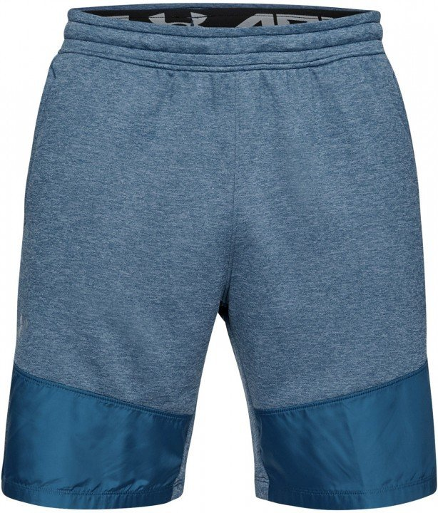 under armour mk1 terry short blue