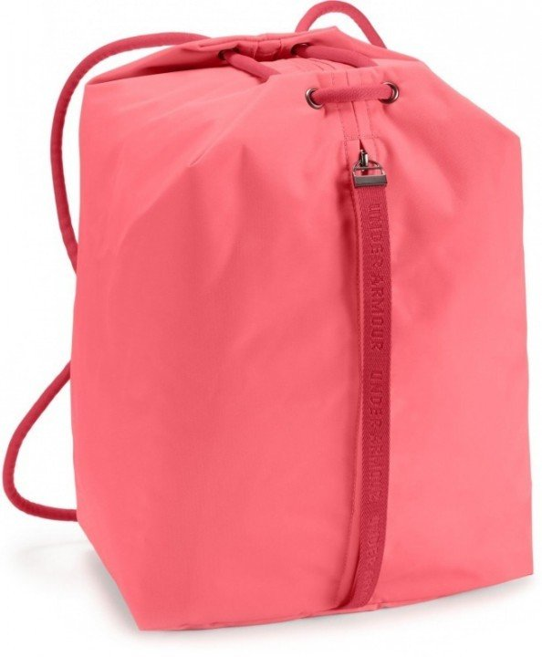 under armour ua essential sackpack pink