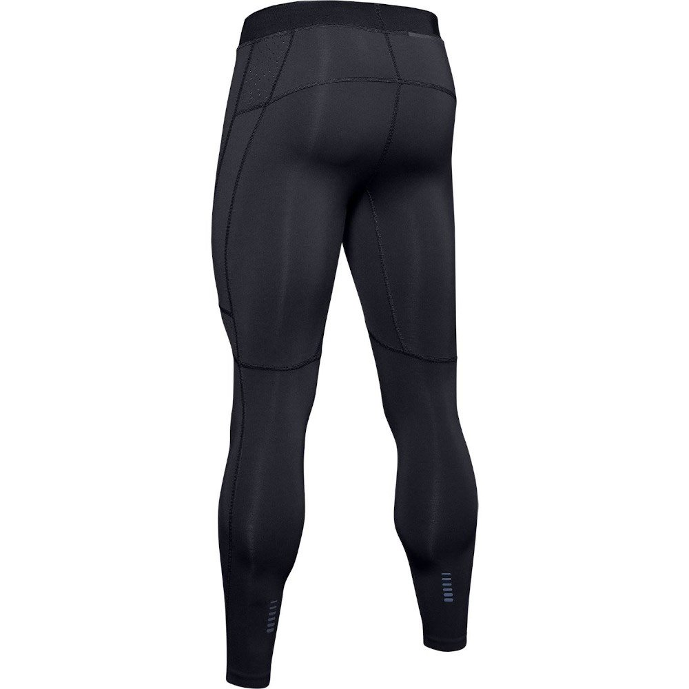 under armour qualifier coldgear tight m czarne