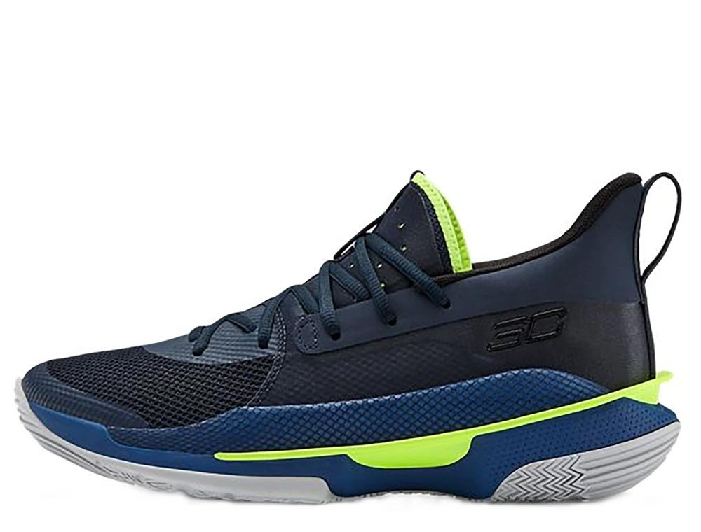 under armour curry 7 (3021258-405)