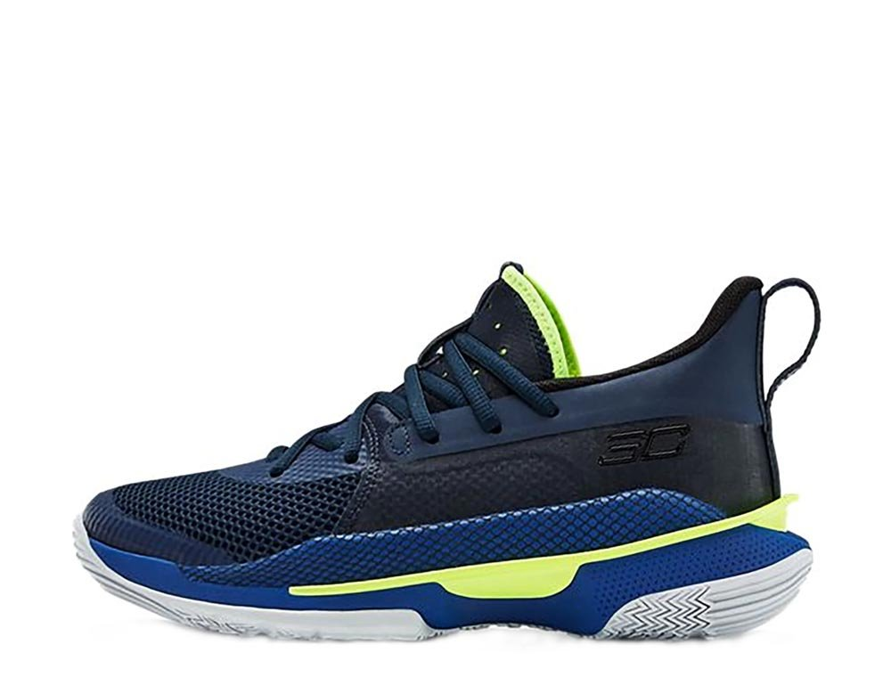 under armour curry 7 (gs) (3022113-405)