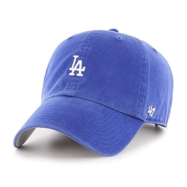 47brand mlb los angeles dodgers base runner 47 clean up (b-bsrnr12gws-ry)