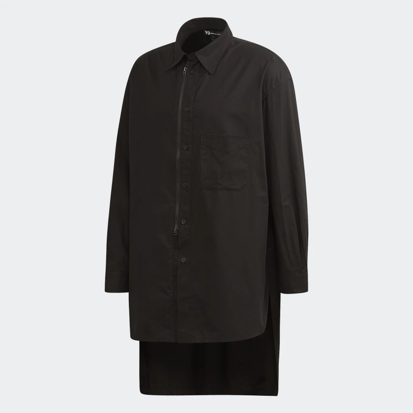 adidas y-3 craft long shirt (fs3458)