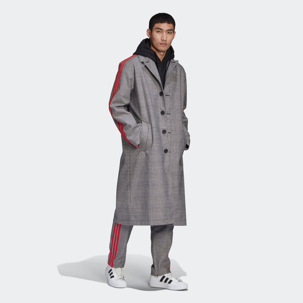 adidas x 424 trench coat (fs6235)