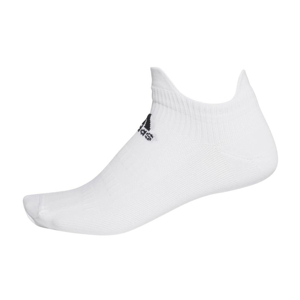 adidas alphaskin low socks u białe
