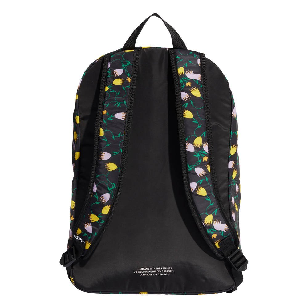 adidas graphic backpack czarny