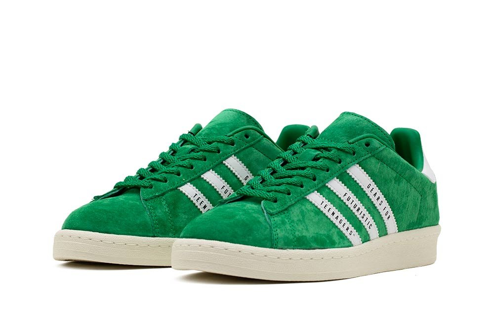 adidas x human made campus   (fy0732)