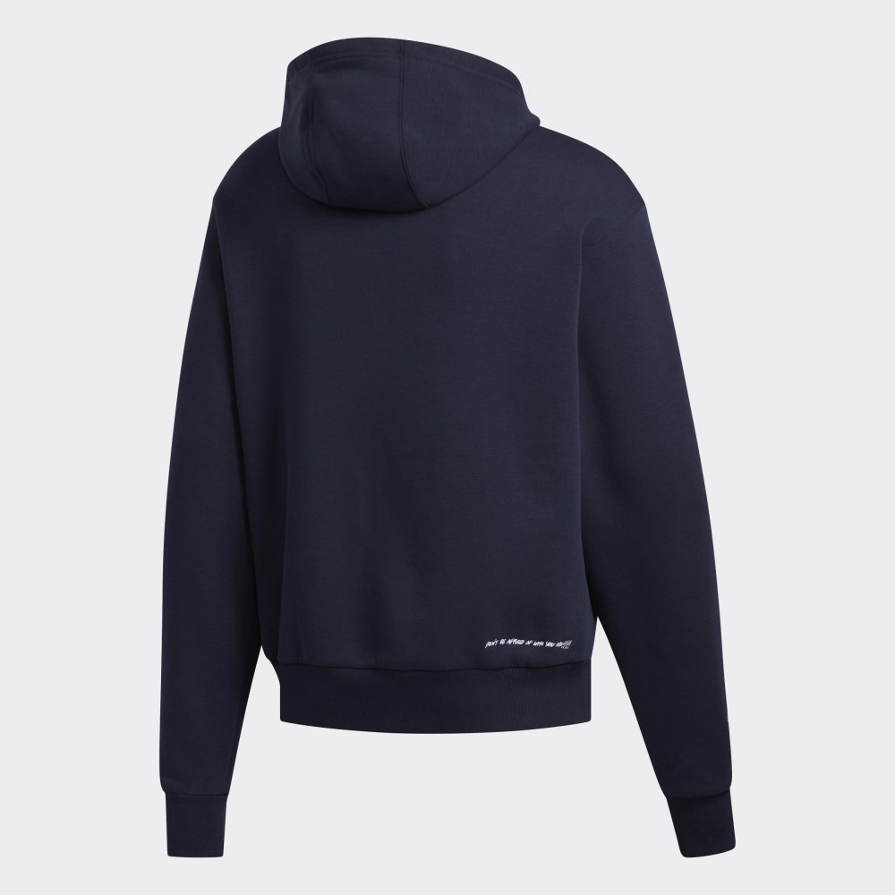 adidas by unity shoes hoodie (fm1394)