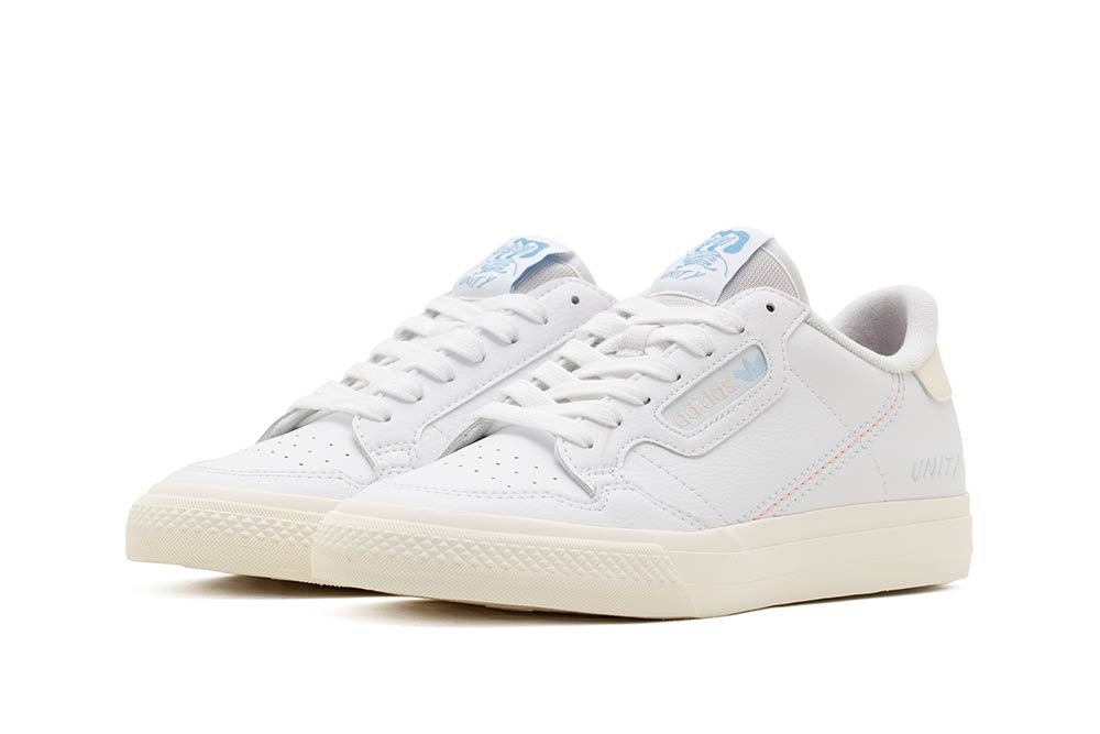 adidas by unity shoes continental vulc (eh1808)