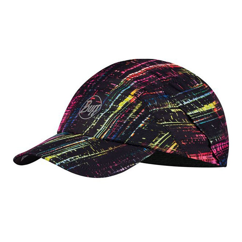 buff pro run cap r-wira black u czarna