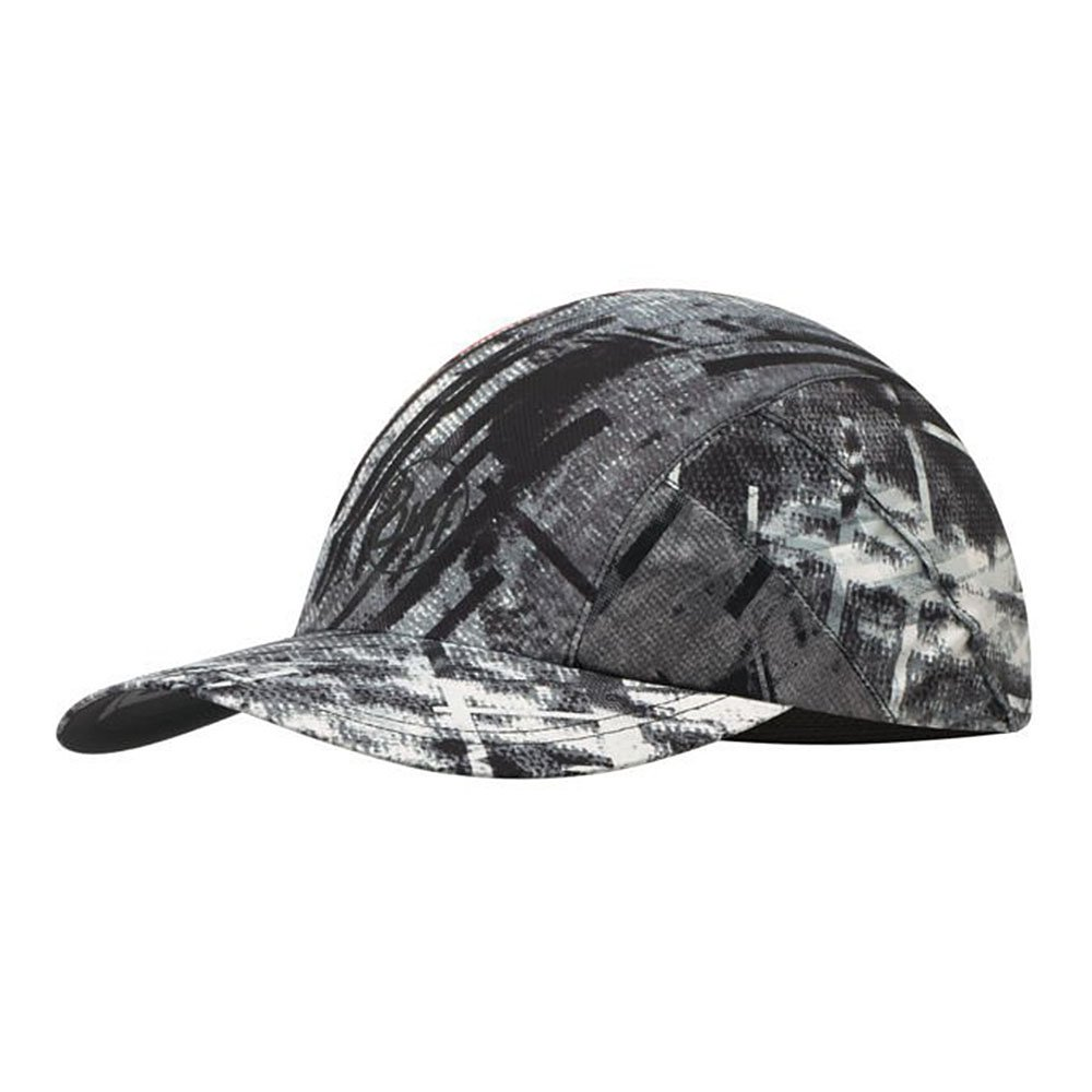 buff pro run cap r-city jungle grey u szara