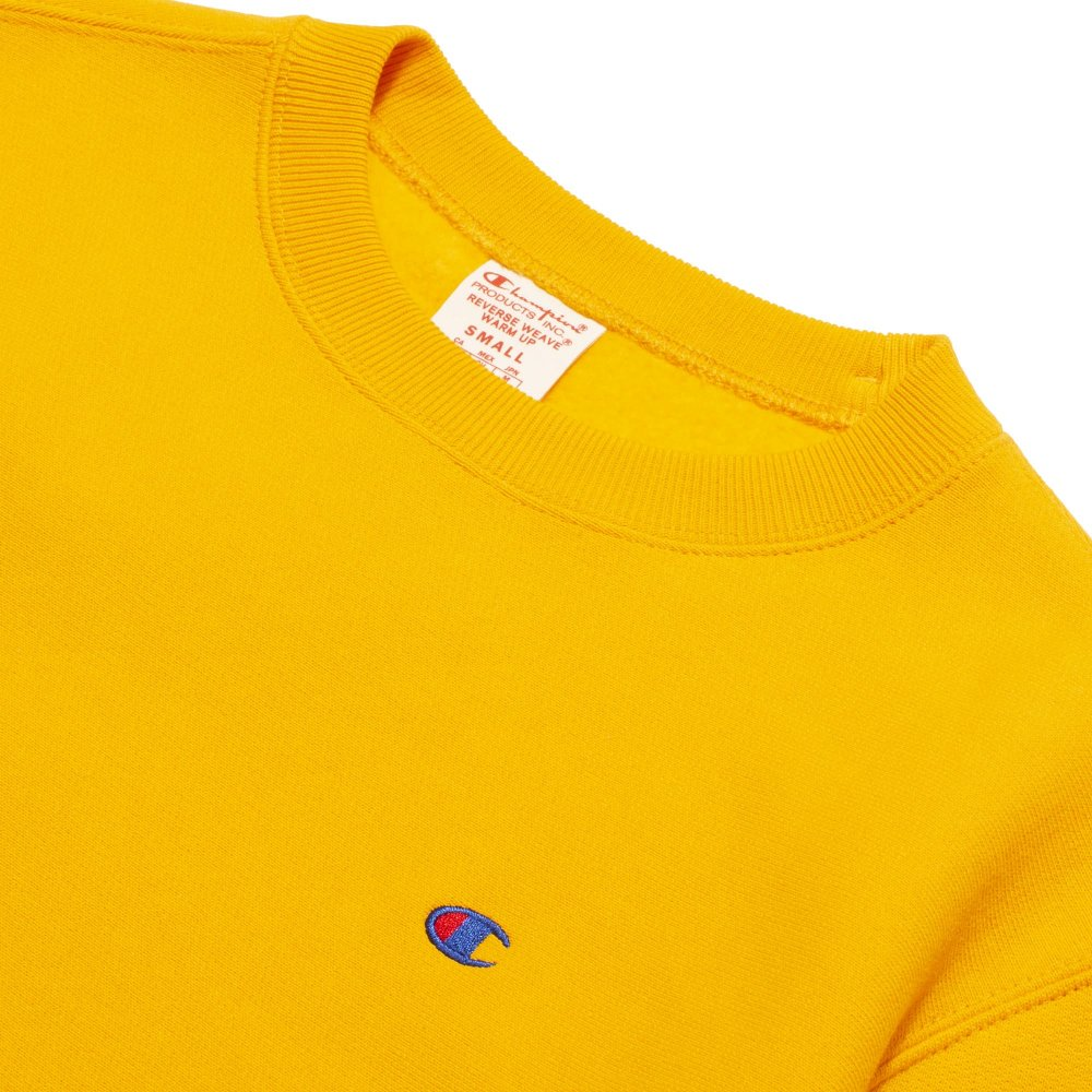 champion crewneck sweatshirt (214676-os030)