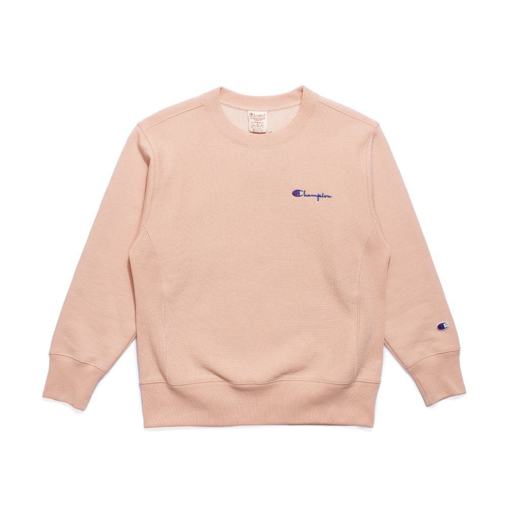 champion crewneck sweatshirt (113151-ps138)