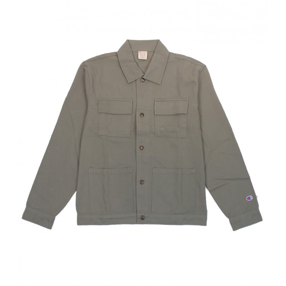 champion full buttoned top (215202-gs028)