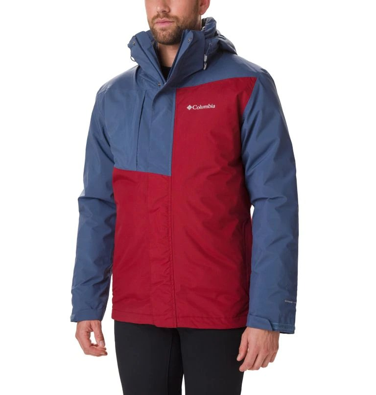 columbia tolt track™ interchange jacket męska