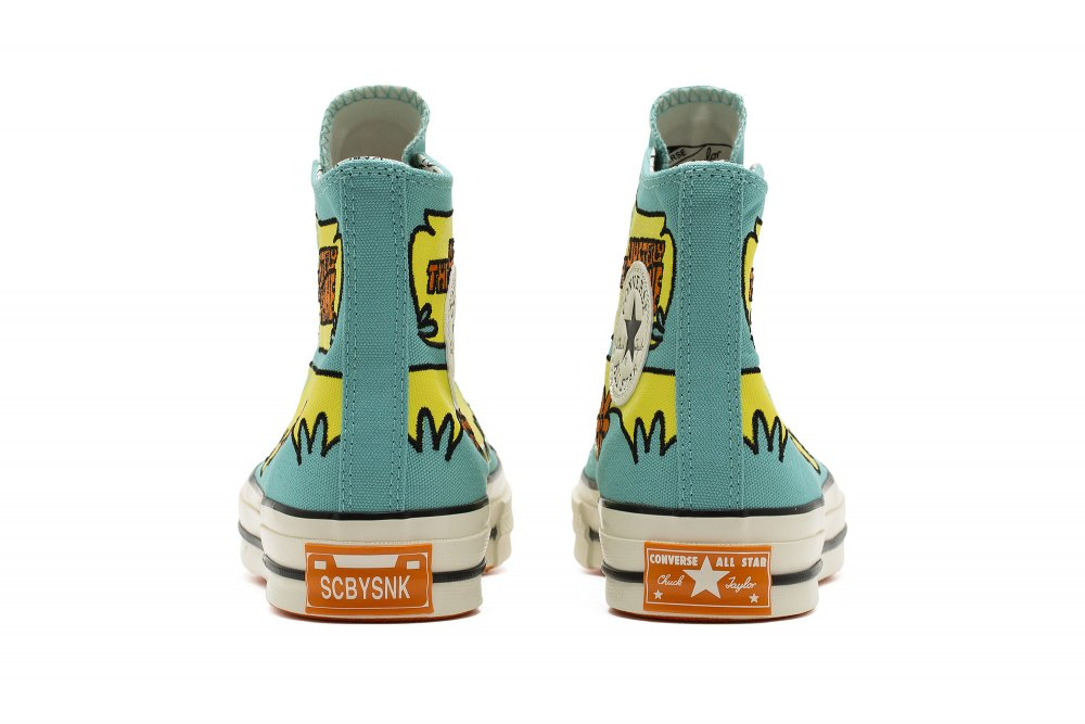 converse by scooby doo chuck 70 (169072c)
