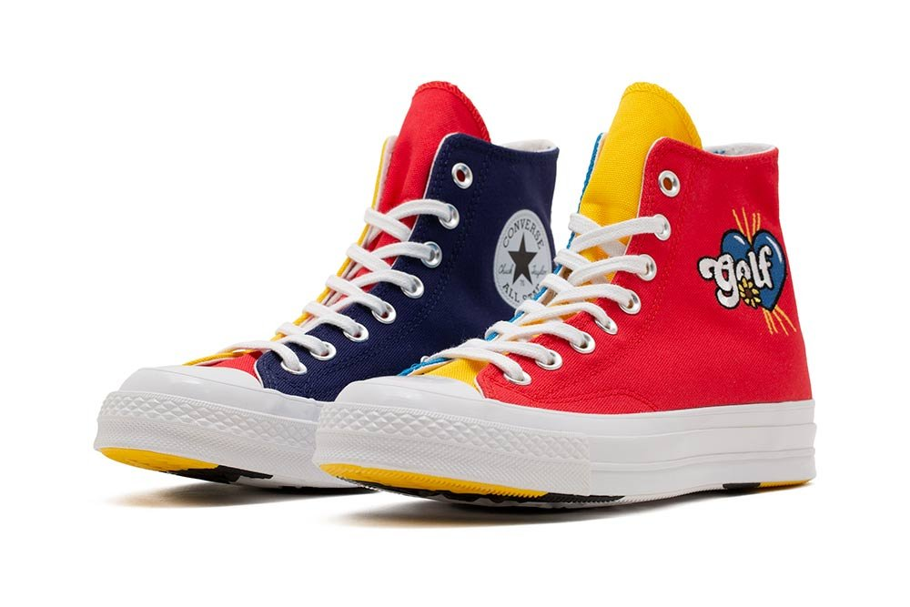 converse x golf wang chuck 70 high top (169910c)