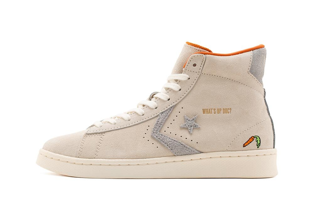 converse x bugs bunny pro leather (169223c)