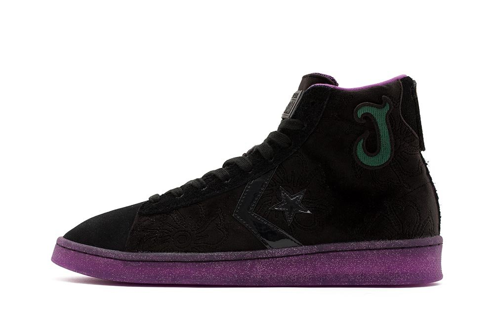 converse by joe freshgoods pro leather high top (170645c)