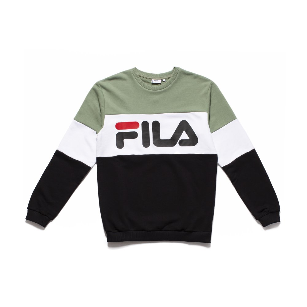 fila straight blocked crew (688050-a437)