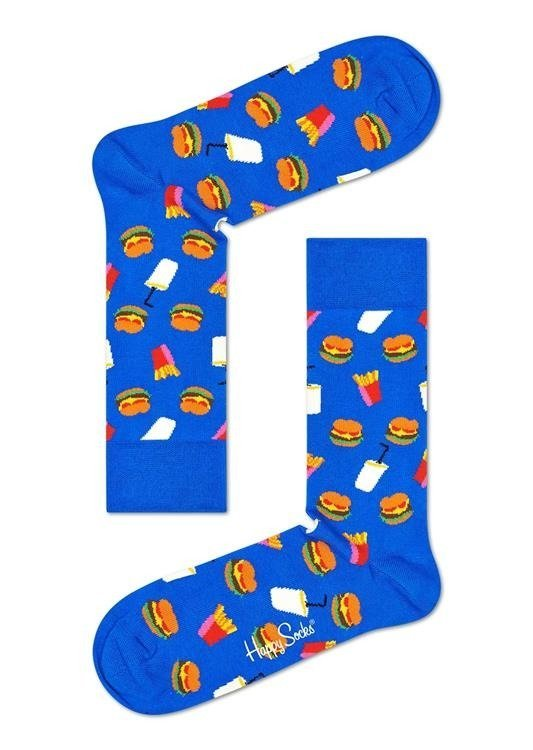 happy socks hamburger (ham01-6300)