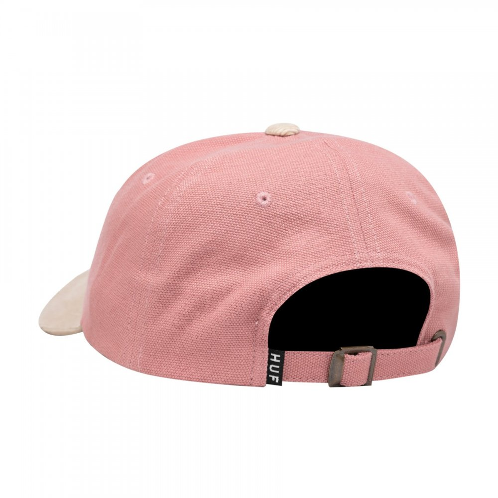 huf 1993 curved visor 6 panel (ht00440-clpnk)
