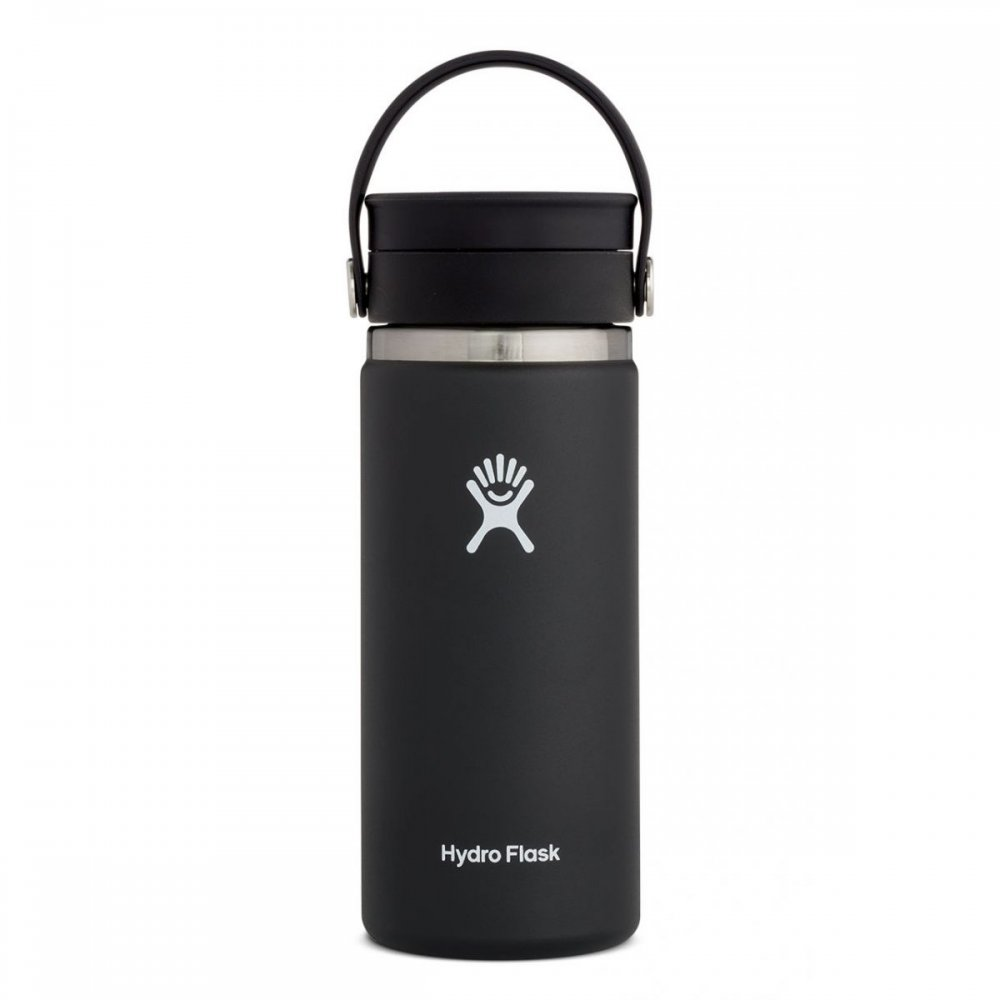hydro flask 16 oz wide mouth with flex sip lid (w16bcx001)