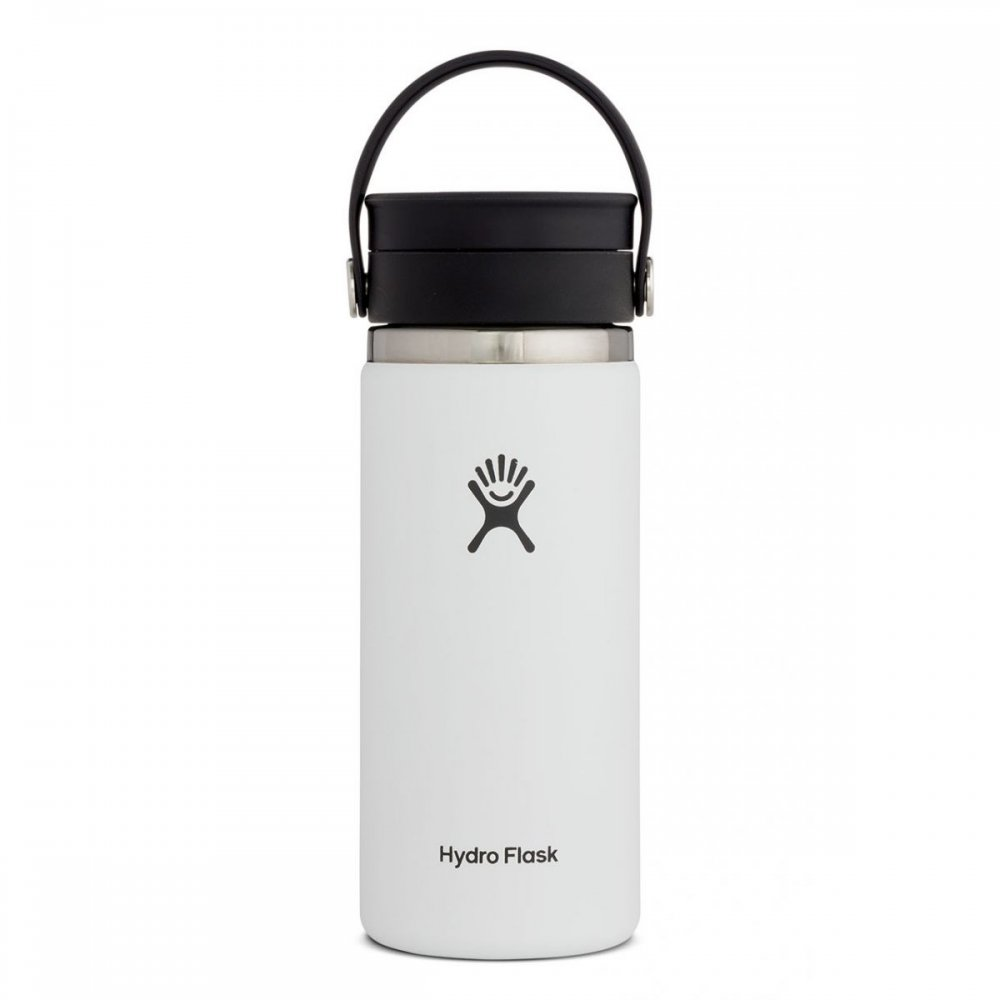 hydro flask 16 oz wide mouth with flex sip lid (w16bcx110)