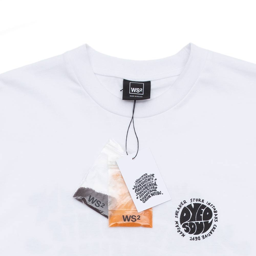 t-shirt ws2 x instabaks 'dyed soul'
