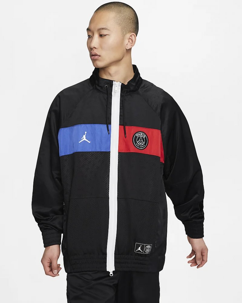 jordan x paris saint-germain suit jacket (bq8369-011)