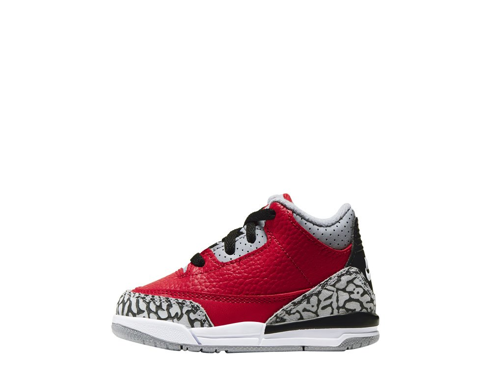 "air jordan 3 retro se (td) ""red cement"" (cq0489-600)"