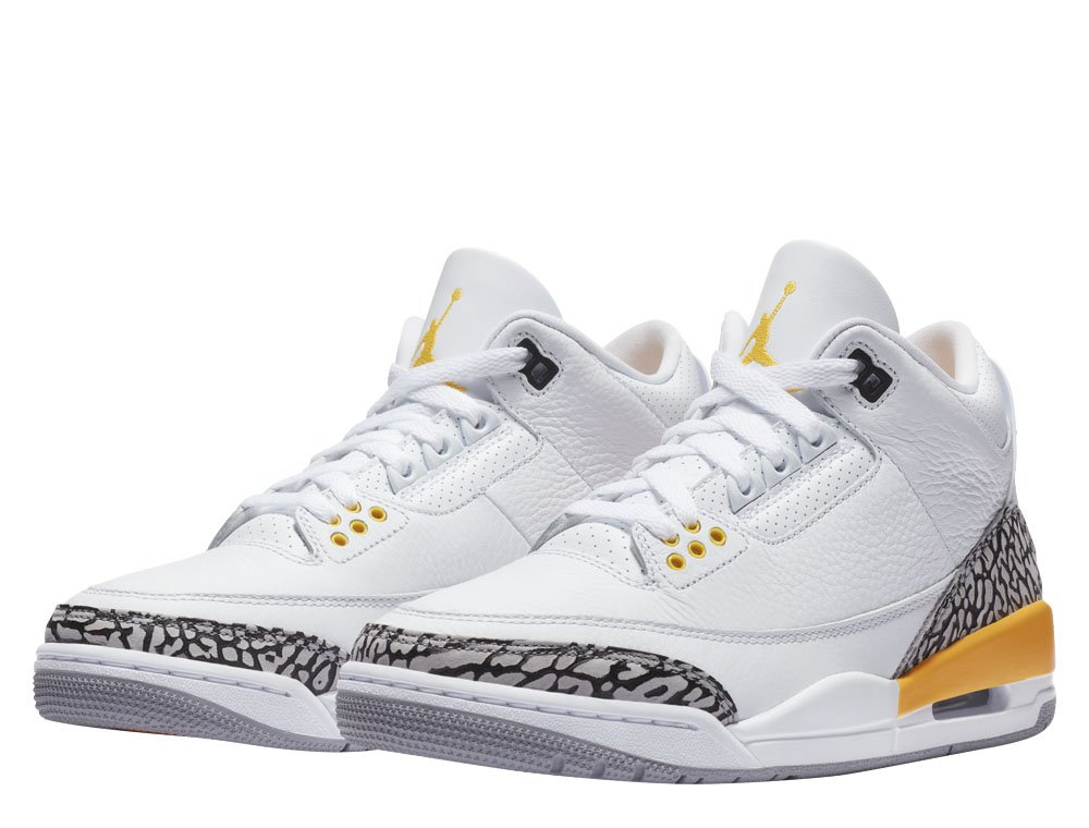 "women's air jordan 3 retro ""laser orange"" (ck9246-108)"