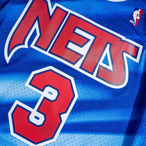 mitchell & ness nba swingman jerseys brooklyn nets - dražen petrović #3 (smjysb19031-njnptry9)