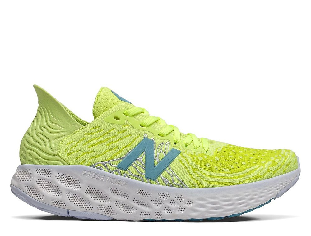 new balance fresh foam 1080v10 w limonkowe