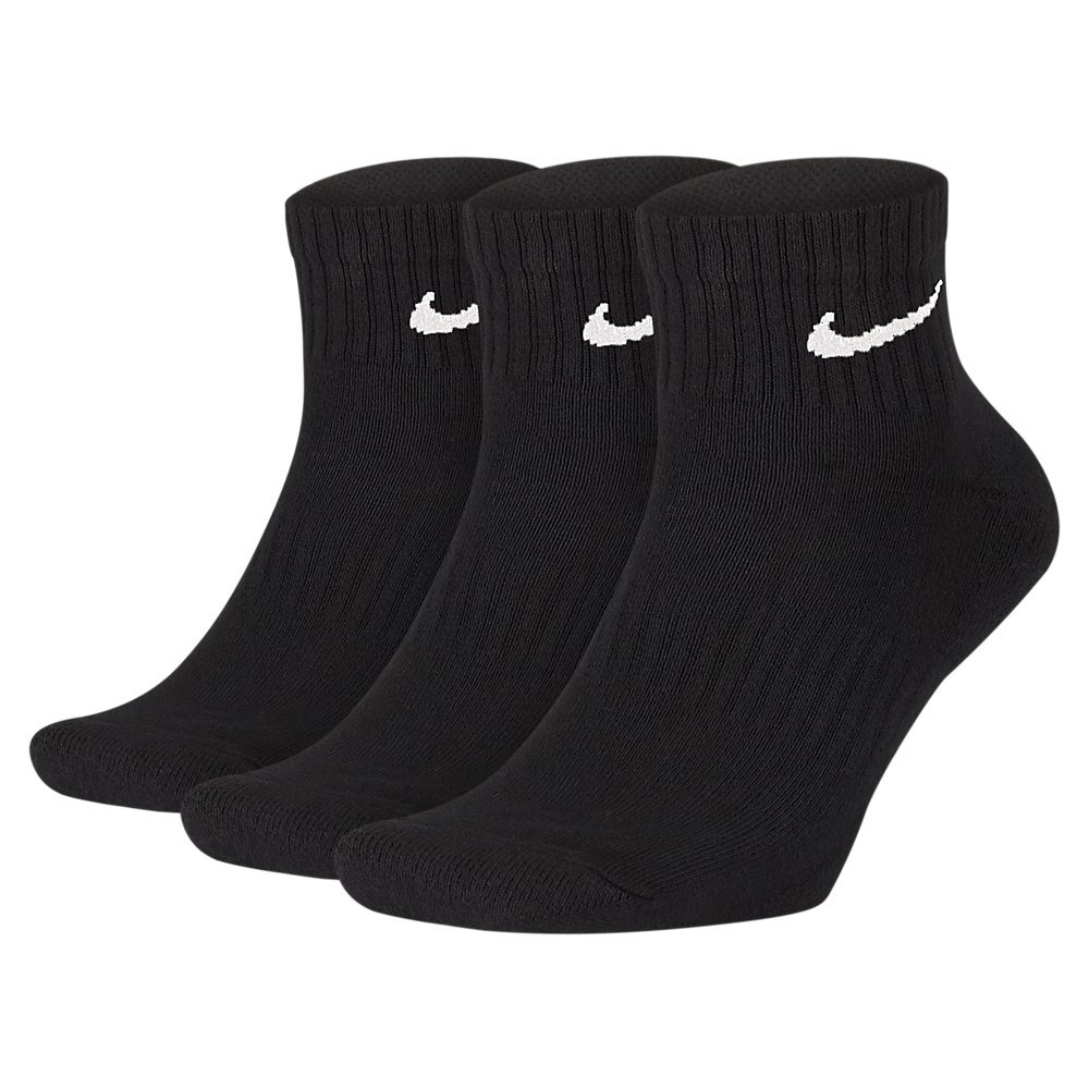 nike everyday cushioned ankle 3pack (sx7667-010)
