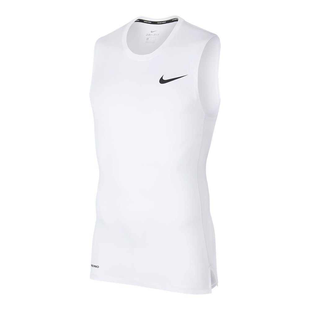 nike pro sleeveless top (bv5600-100)