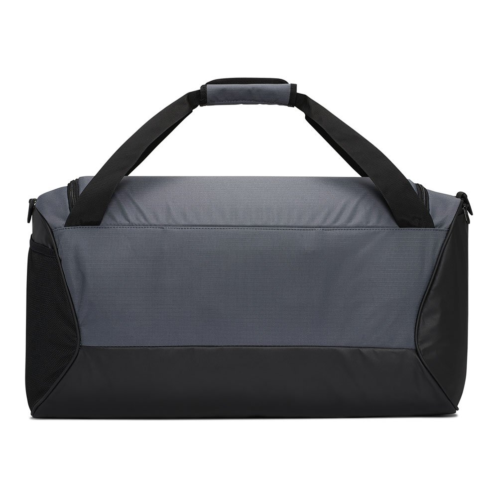 nike brasilia training duffle bag medium (60l) szara