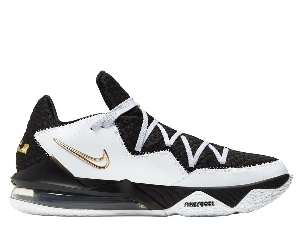 "nike lebron xvii low ""sheriff"" (cd5007-101)"