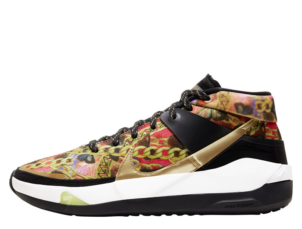 """nike kd 13 """"butterflies and chains"""" (ci9948-600)"""