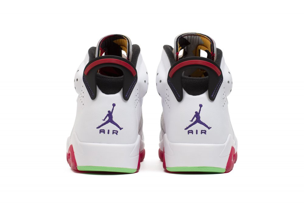 "jordan brand air jordan 6 retro ""hare"" (ct8529-062)"