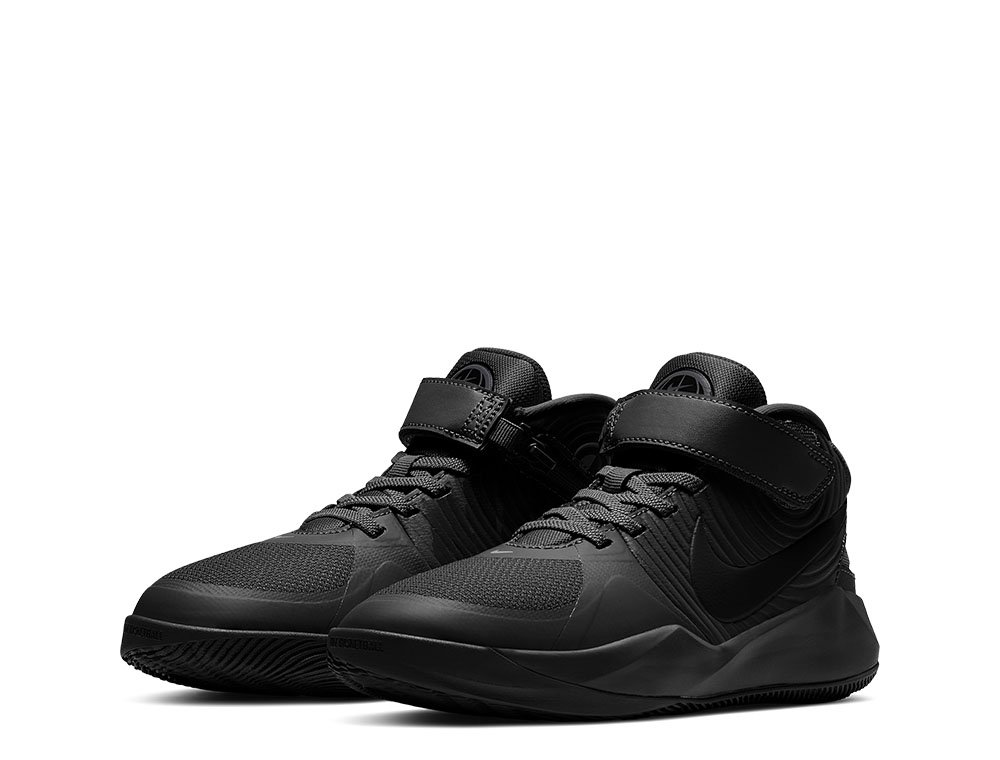 nike team hustle 9 (gs) (bv2952-010)