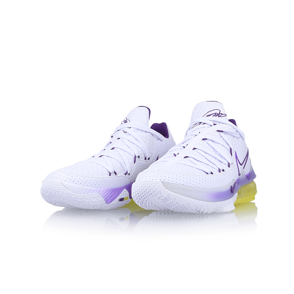 "lebron 17 low ""lakers home"""