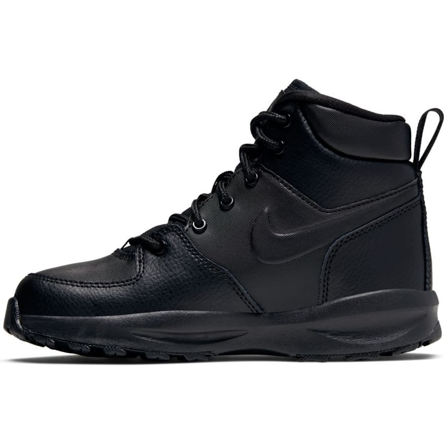 nike manoa leather (ps) czarne