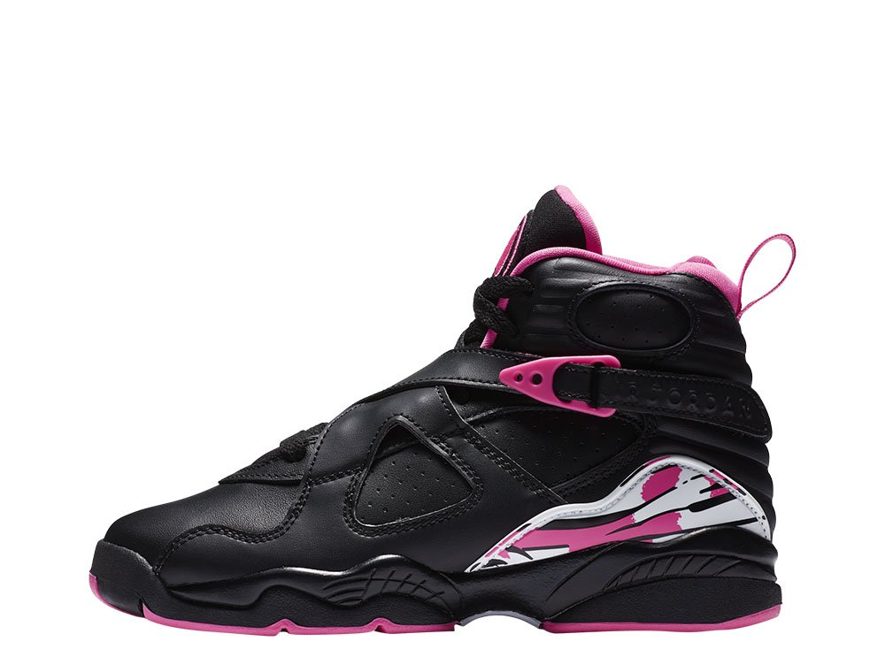 "air  jordan 8 retro (gs) ""pinksicle"" (580528-006)"
