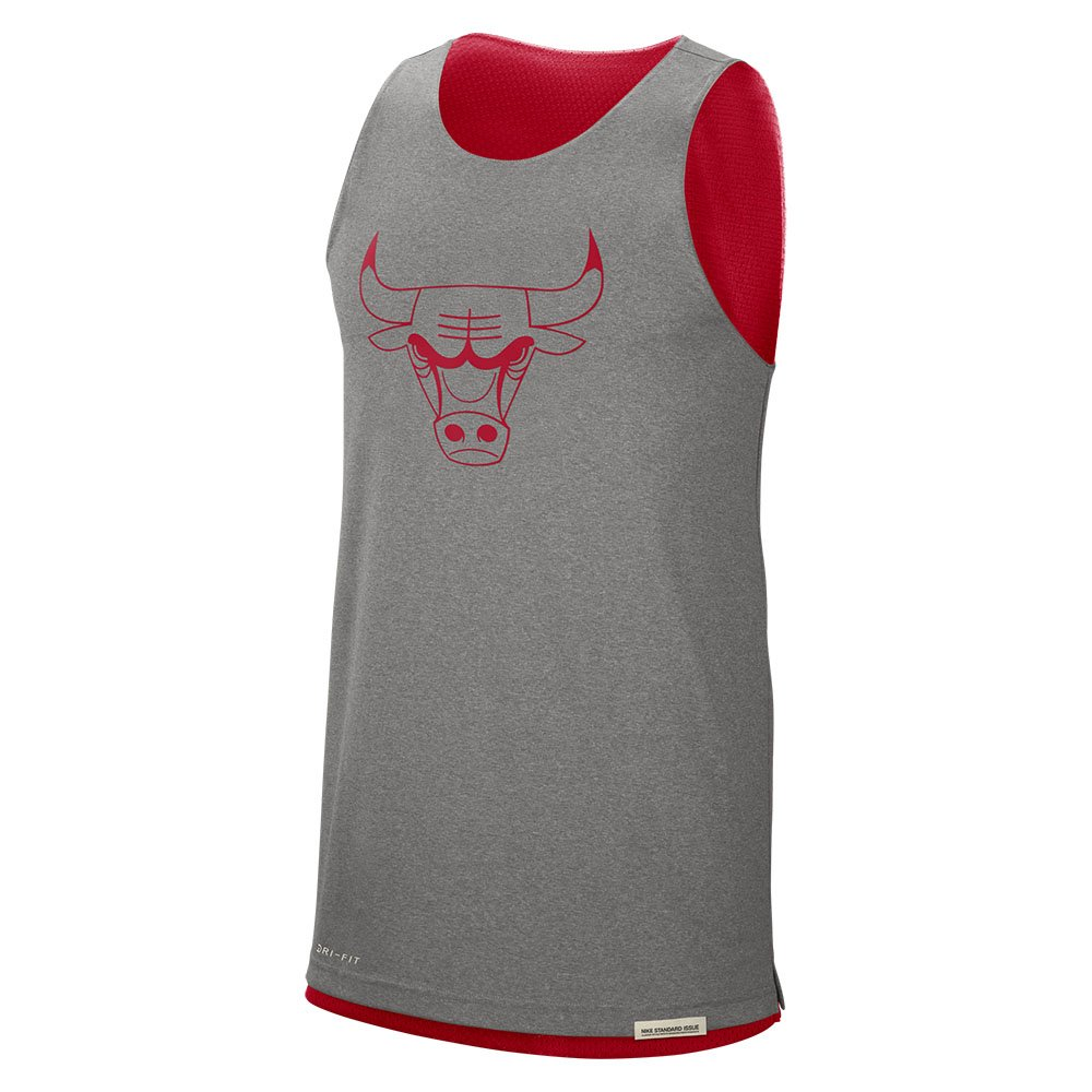 nike nba chicago bulls reversible tank  standard issue courtside (cn0704-657)