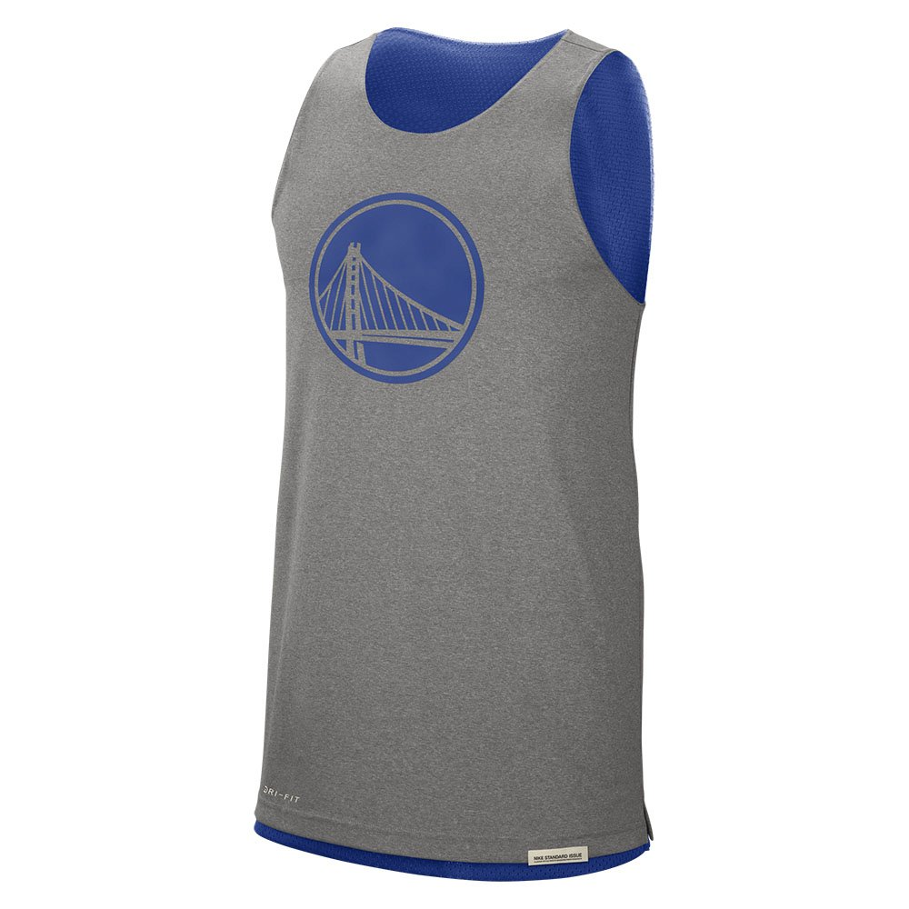 nike nba golden state warriors reversible tank  standard issue courtside (cn0710-495)